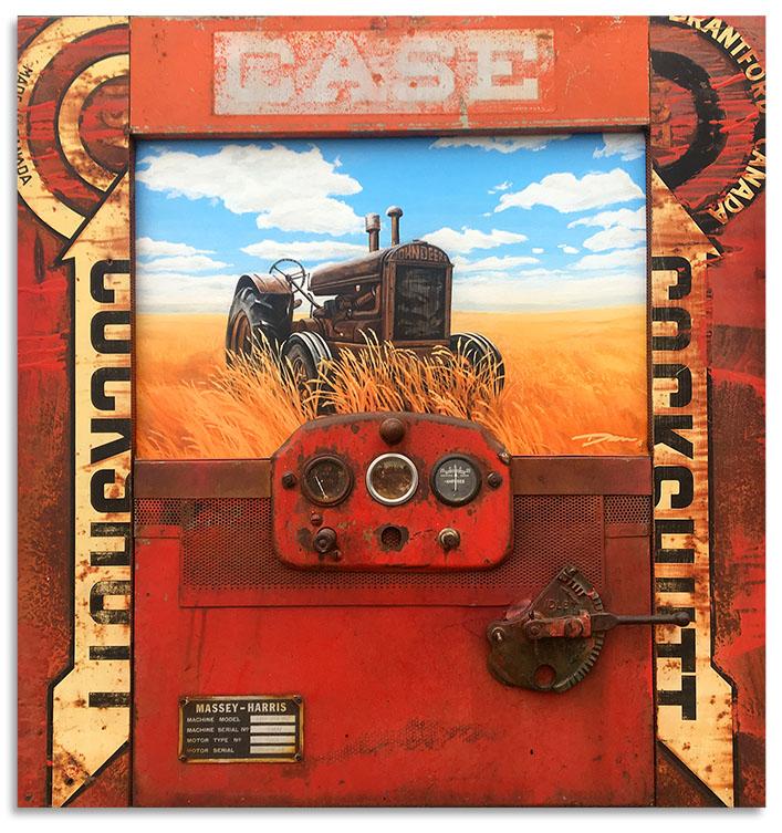 Prairie Pop Art - Dean McLeod