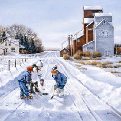 Prairie Winter Joan Healey