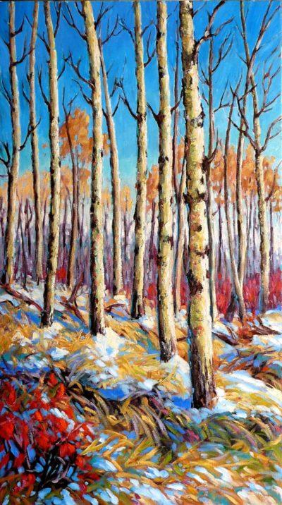 Prairie Woods - Audrey Pfannmuller