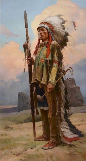 Pride of the Lakota - Z. S. Liang