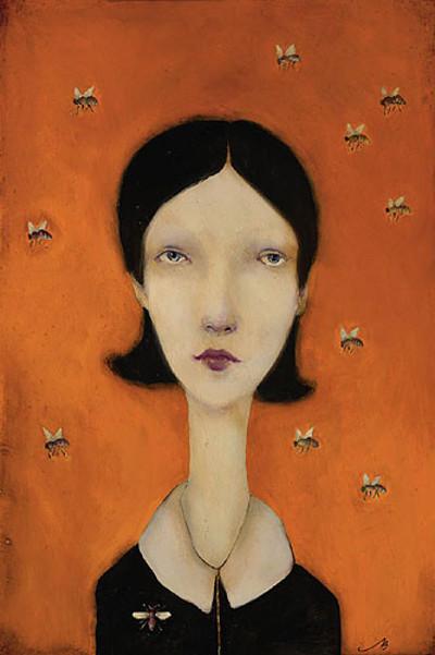 Queen Bee Cassandra Barney