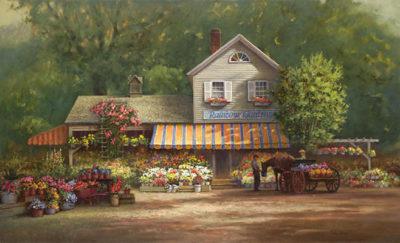 Rainbow Gardens Paul Landry