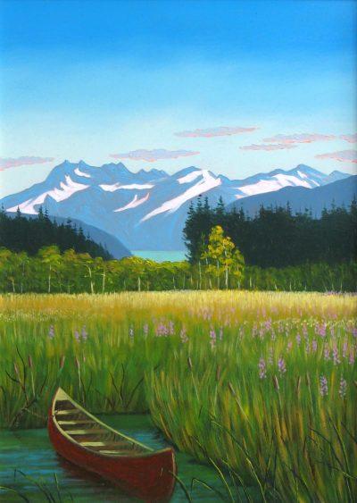 Red Canoe II - Chris MacClure