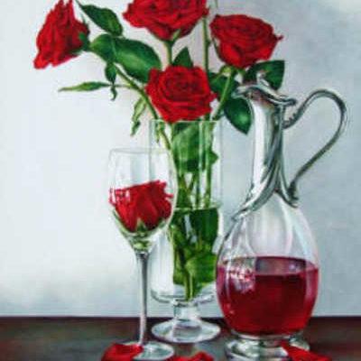 Red Wine Decanter Arleta Pech