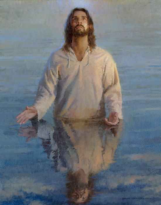Reflection Of God Morgan Weistling