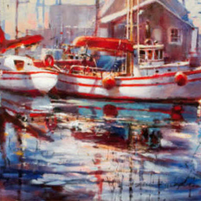Reflections Brent Heighton 1