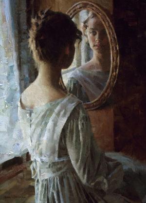 Reflections Morgan Weistling