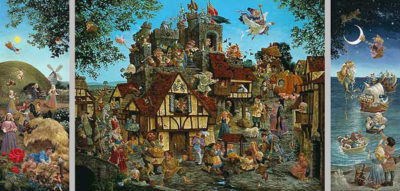 Rhymes and Reasons - James Christensen
