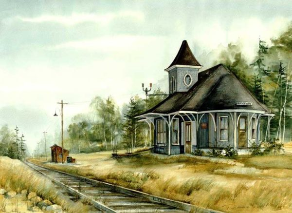 Ridgeway Station - Trisha Romance