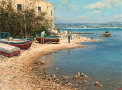 Ripirazioni - Trapani Sicily - Scott Tallman Powers