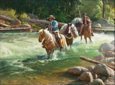 River Runners - Bill Anton