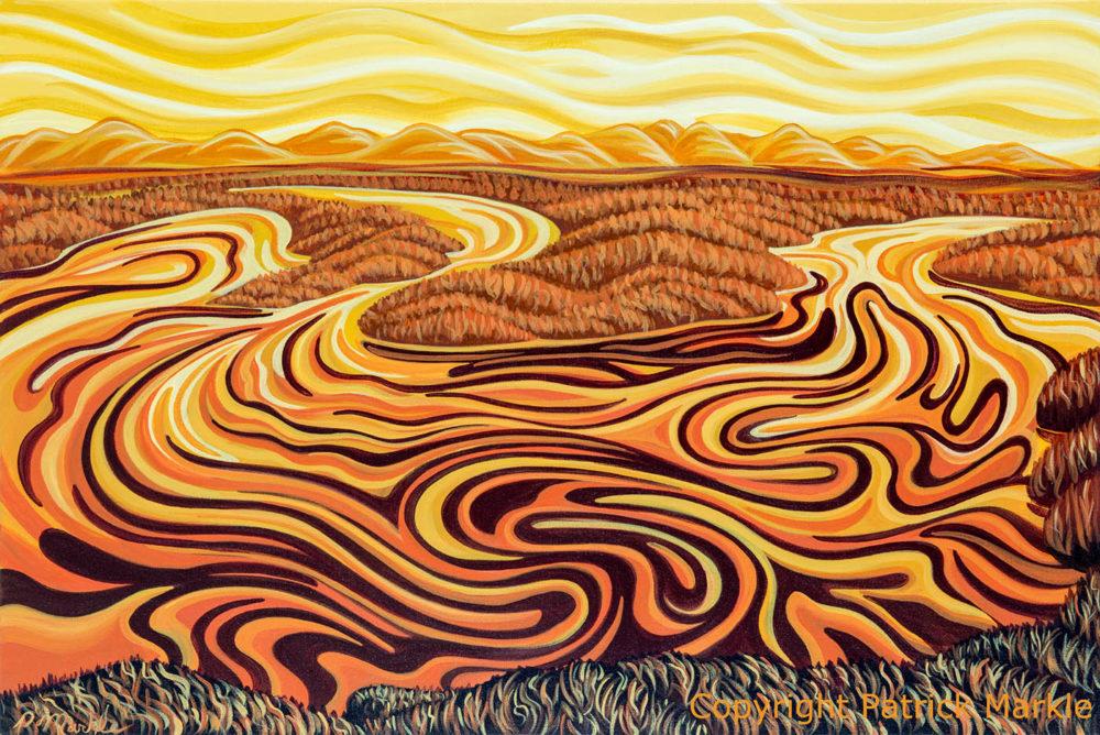 Rivers Bend - Patrick Markle