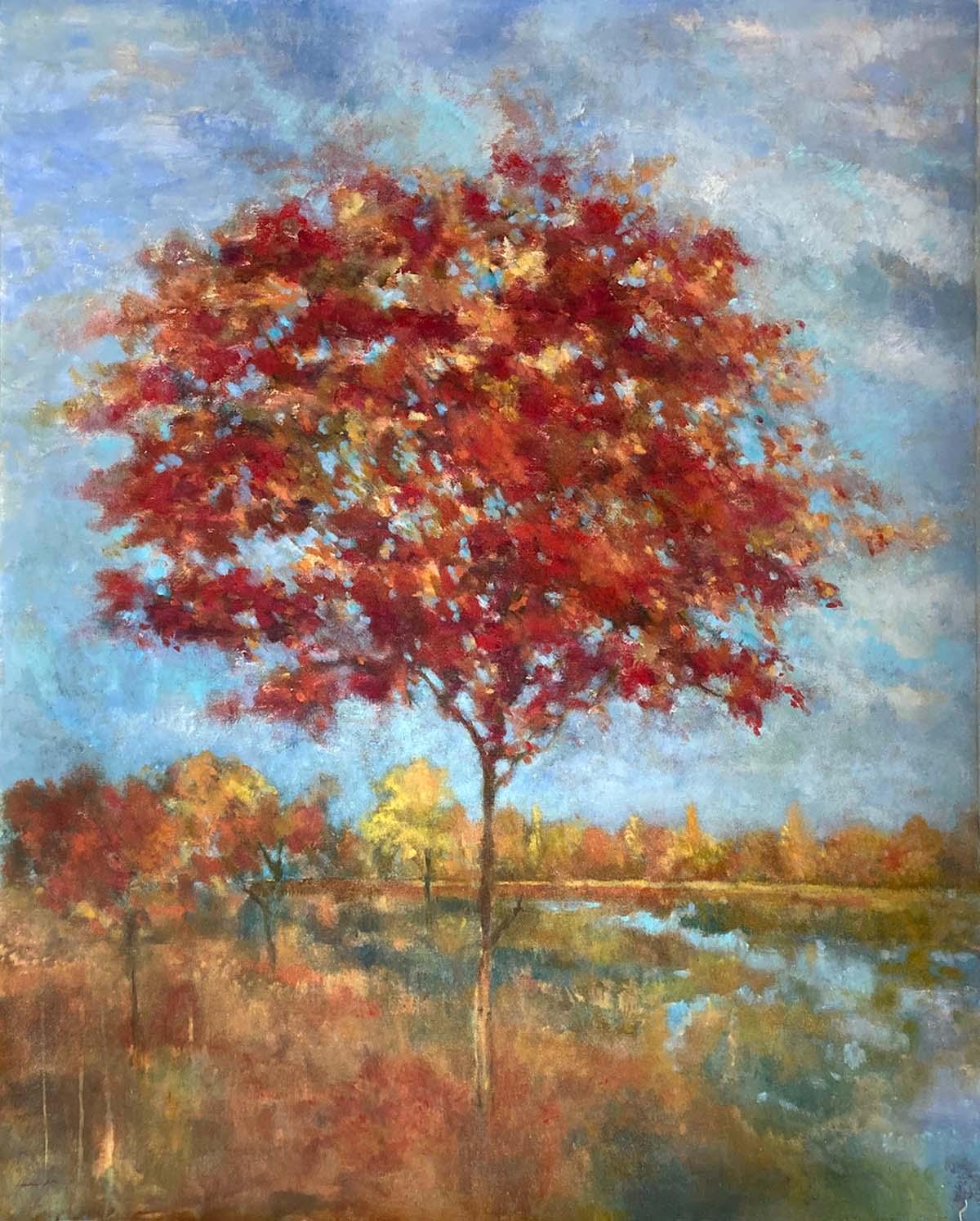 River's Edge - Fiona Hoop