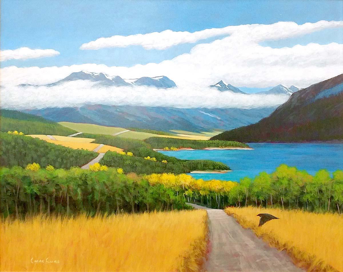 Road Less Travelled - Chris MacClure