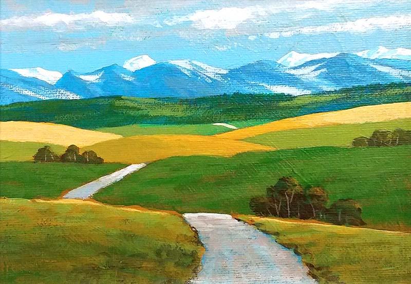 Road Less Travelled II - Chris MacClure