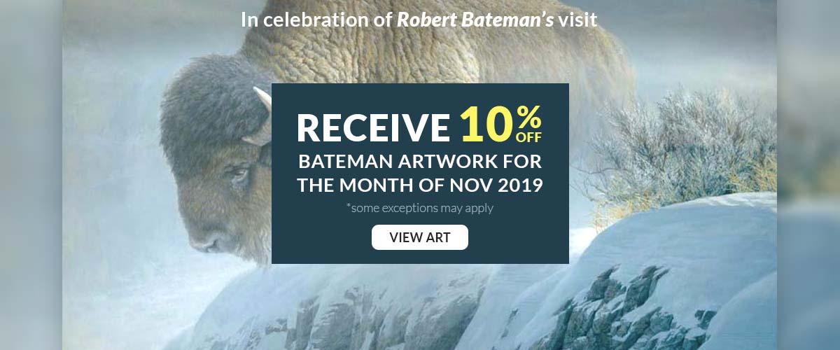 Robert Bateman Special