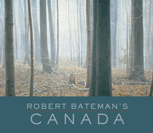 Robert Bateman's Canada - Book Cover