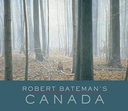 Robert Bateman's Canada - Book Cover