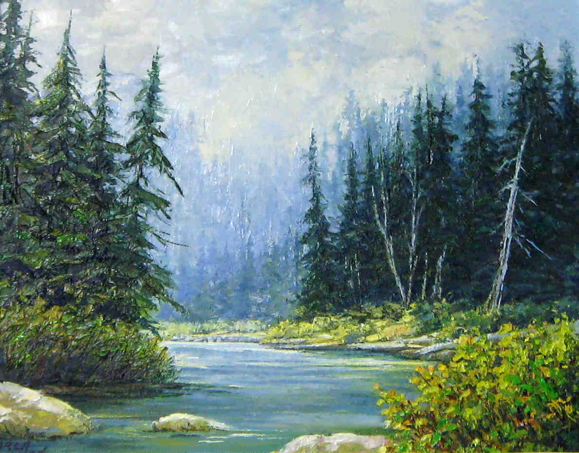Rocky Mountain Country Marla Wilson