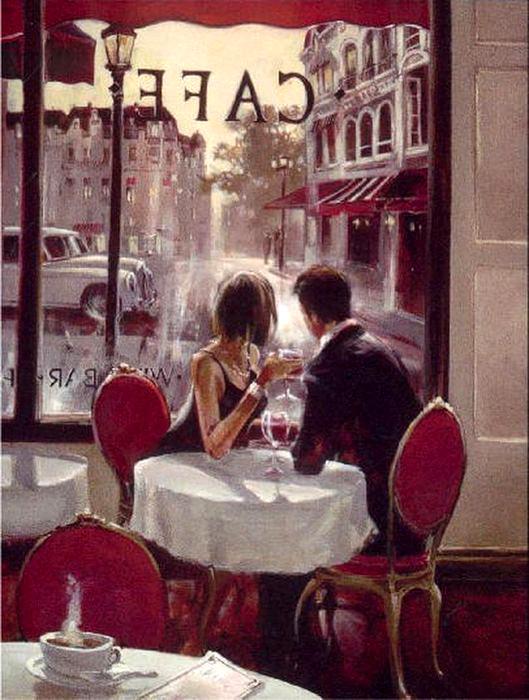 Romantic Evening Brent Heighton