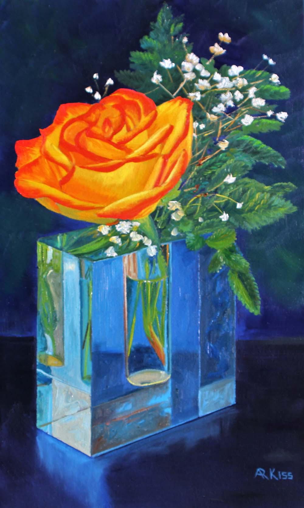 Rose - Andrew Kiss