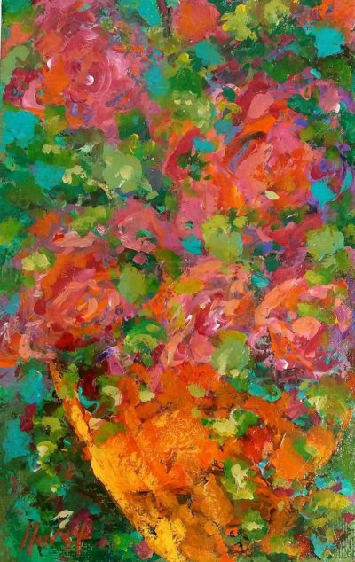 Rose Study - Marilyn Hurst