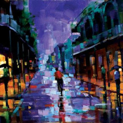 Royal Street Michael Flohr