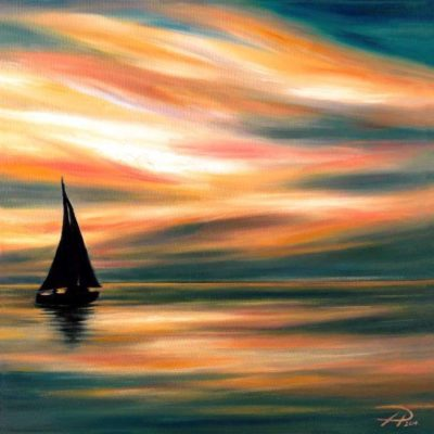 Sail Away - Tanya Jean Peterson