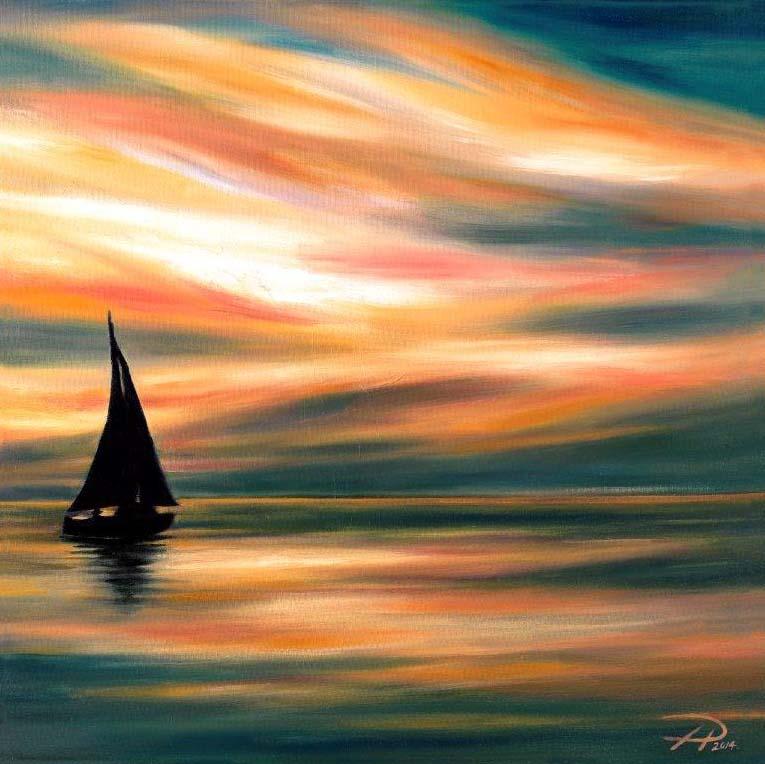 Sail Away - Tanya Jean Peterson