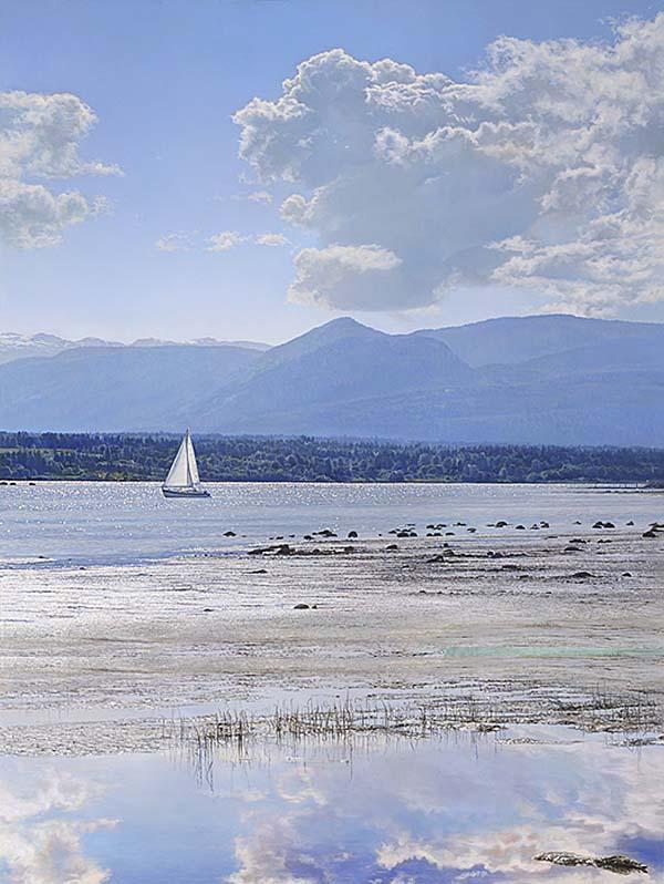 Sailing Through - Richard Mravik