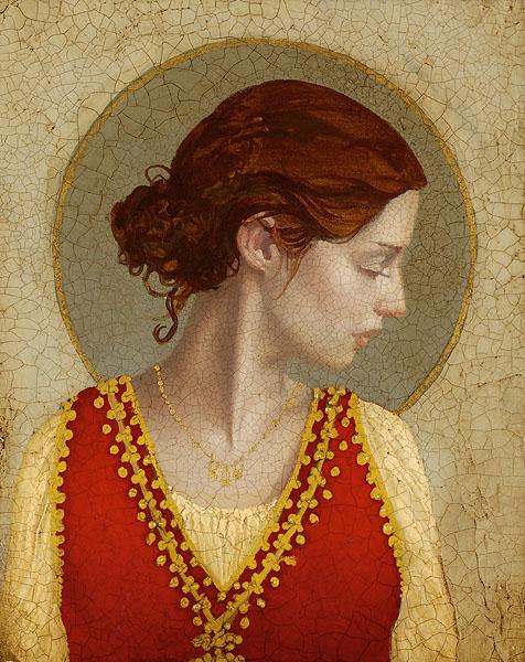 Saint Apollonia James Christensen