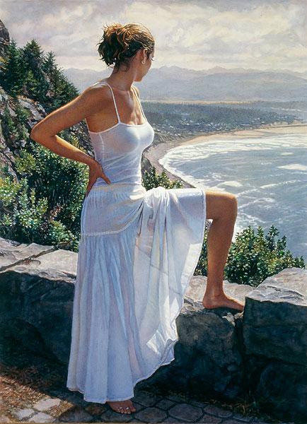 Scenic View Steve Hanks