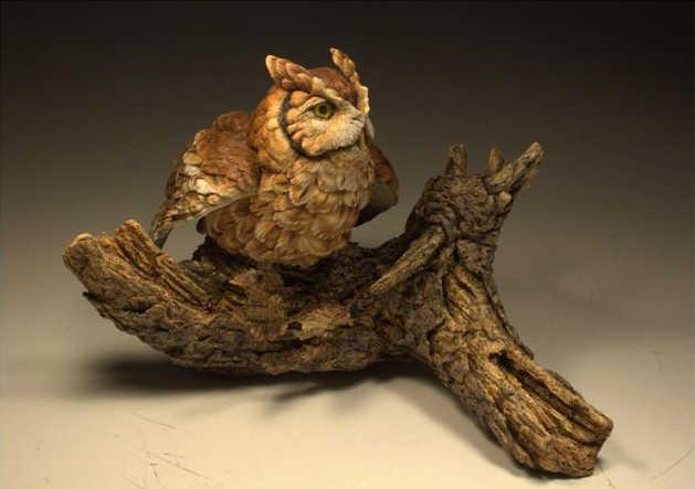 Screech Owl Paul Brunelle