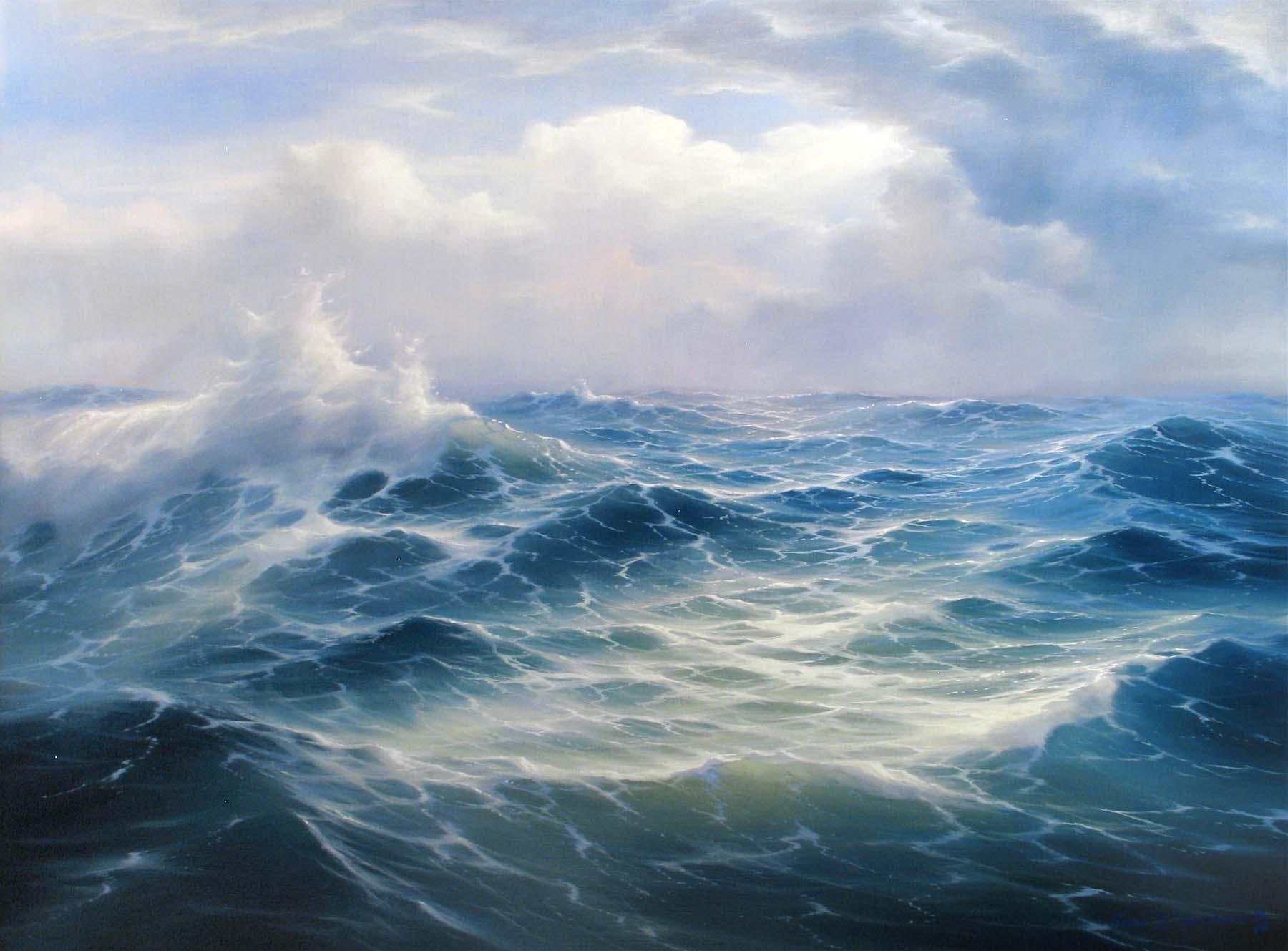 Sea & Light - Jonn Einerssen