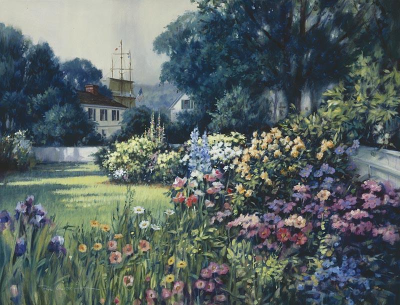 Seaport Garden, Mystic - Paul Landry