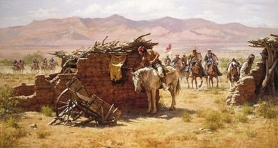 Search for the Renegades - Howard Terpning