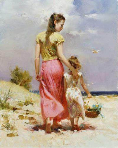 Seaside Walk Pino