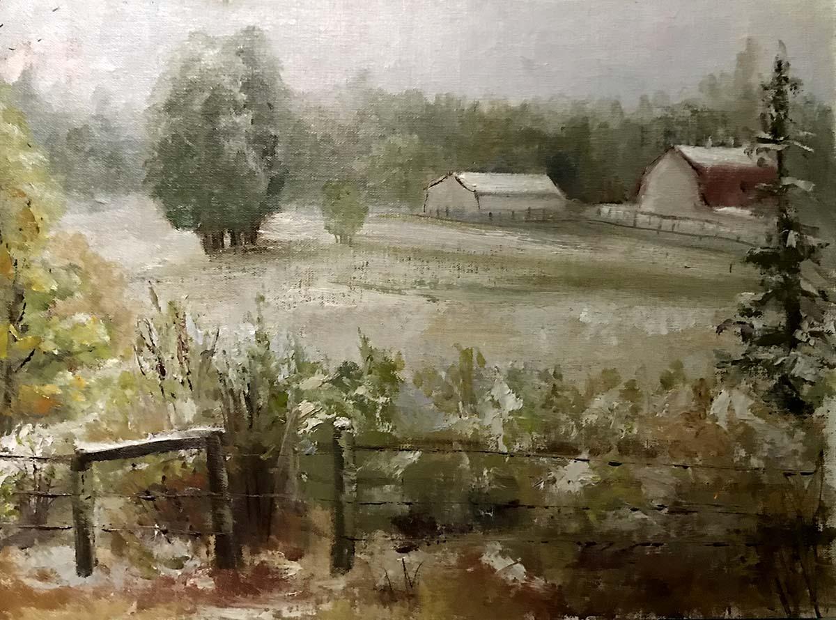 September Snow - Michelle Murray