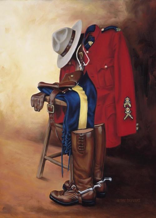 Serge Of Honour Pat Deputat