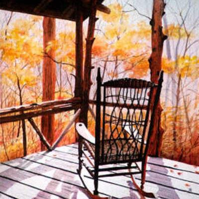 Shades Of Autumn John Zacharias