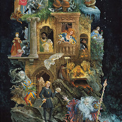 Shakespearean Fantasy James Christensen