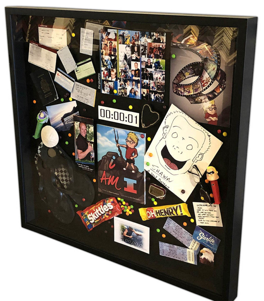 Shawn Eastland Picture Framing Book Collage 3
