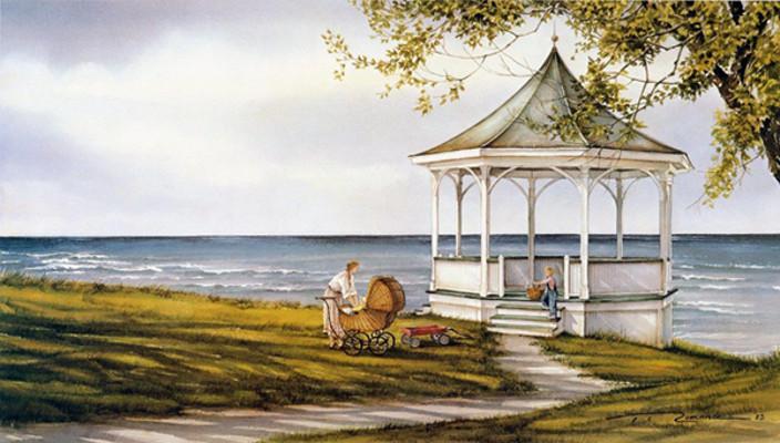 Shoreline Picnic Trisha Romance