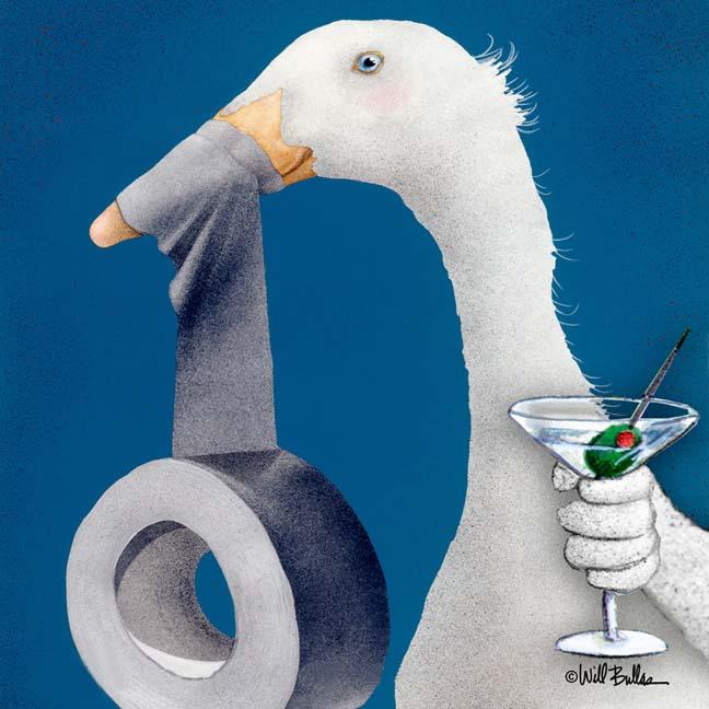 Shut the Duck Up - Will Bullas