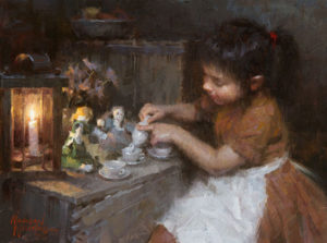 Sienna's Tea Morgan Weistling