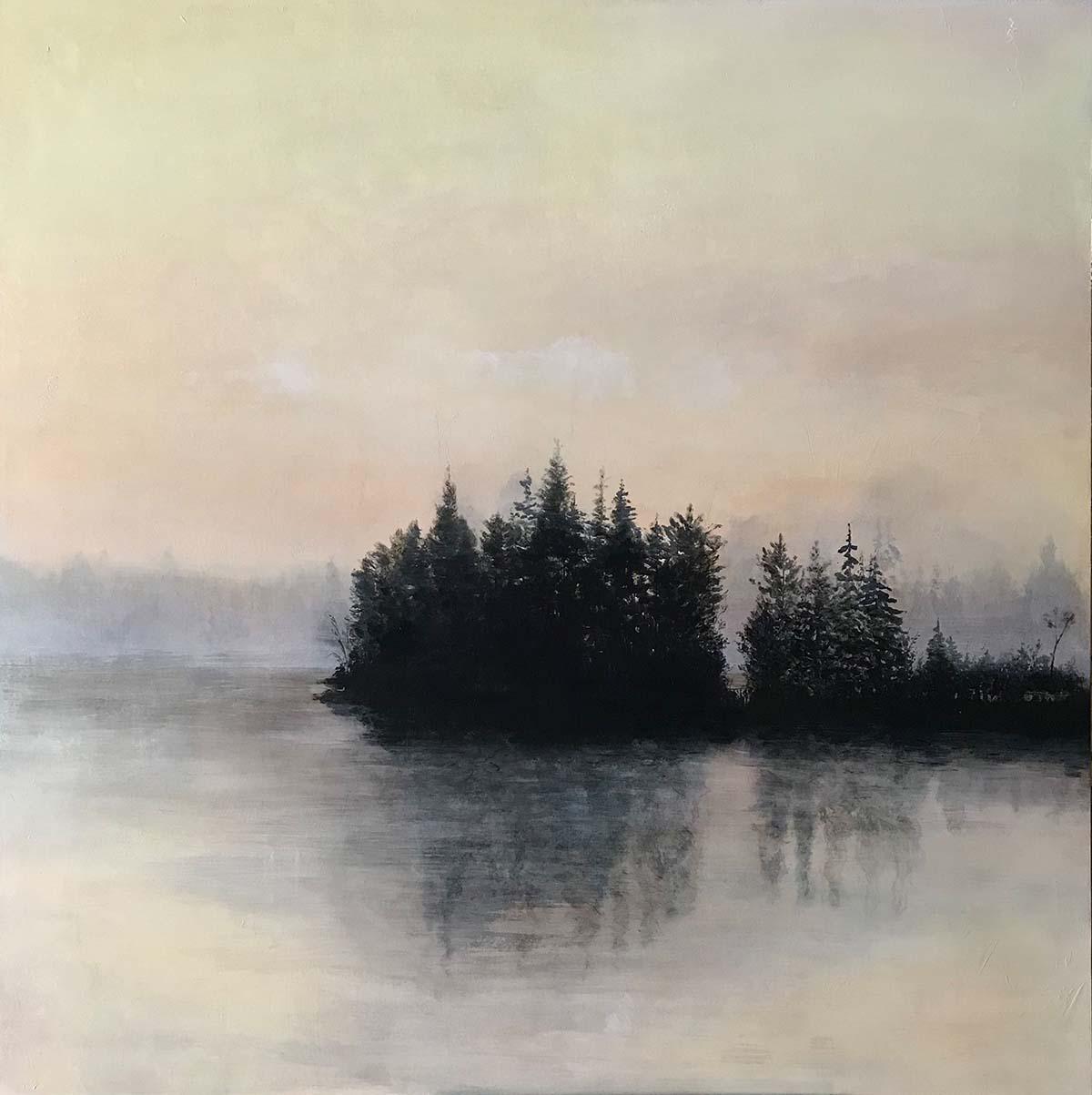 Silence #1 - Michele Woodey