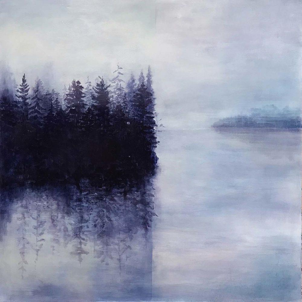 Silence #2 - Michele Woodey