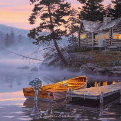 Silent Shores - Darrell Bush