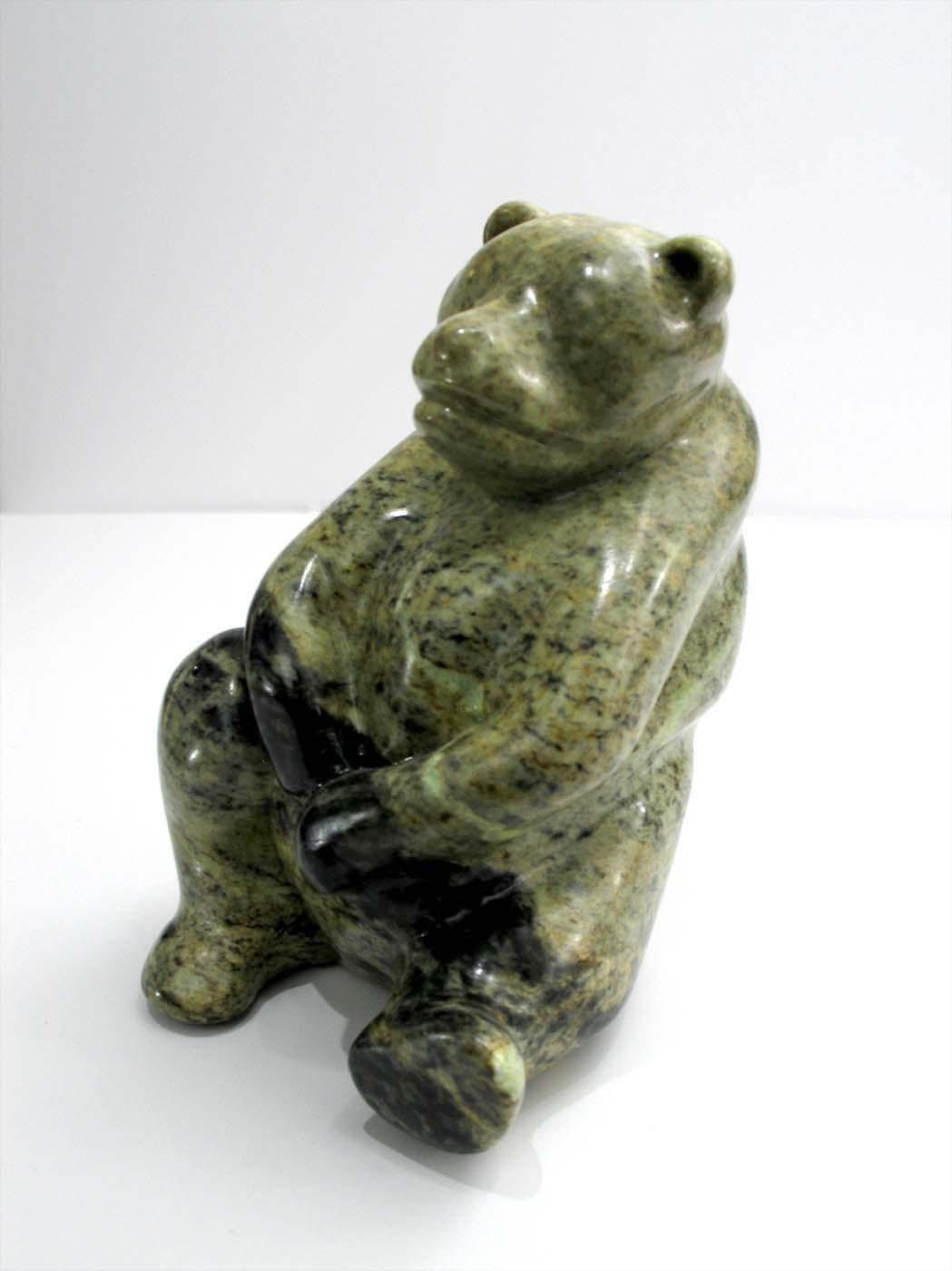 Sitting Bear - Jim Flaman