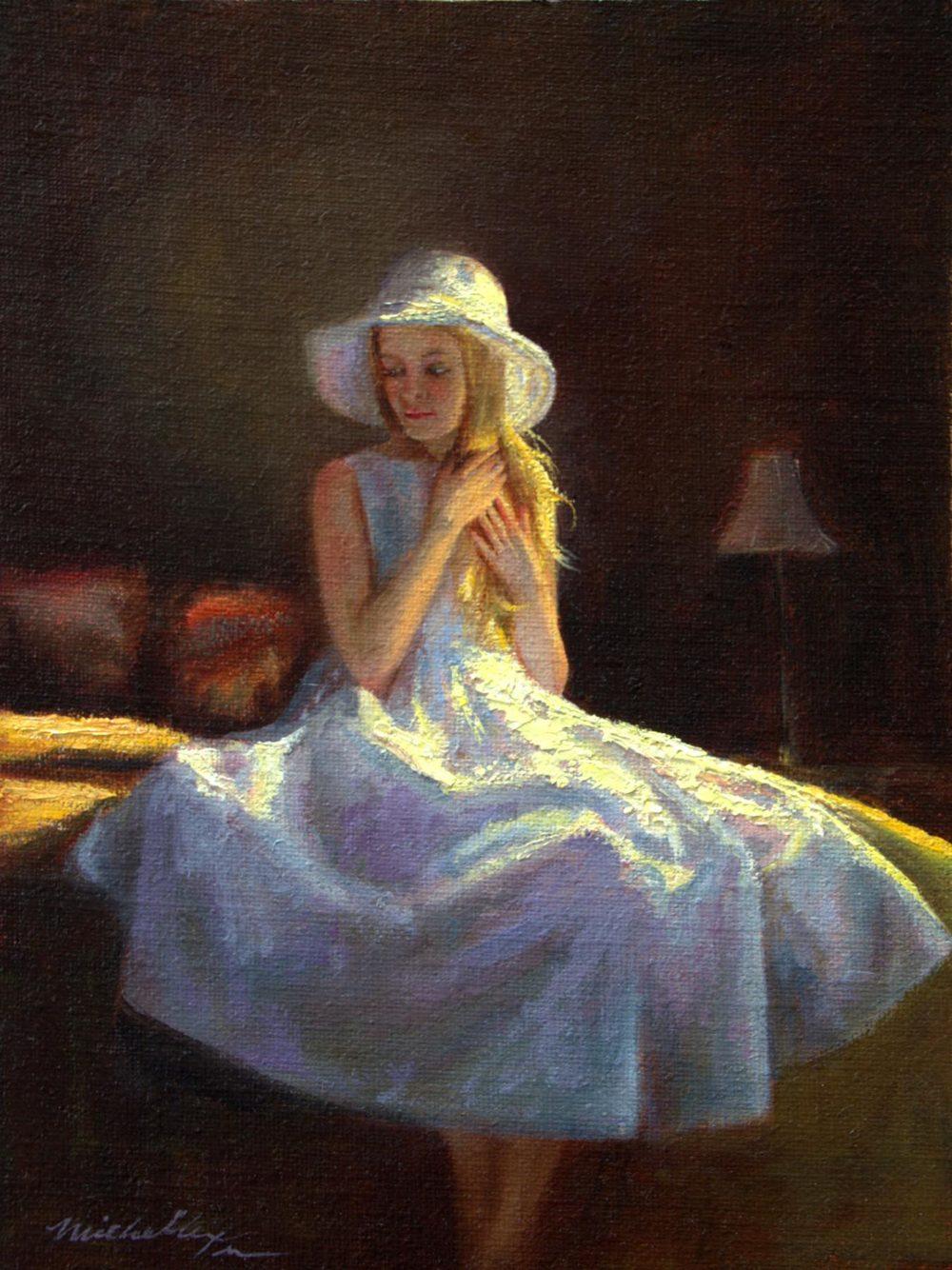 Sitting Pretty - Michelle Murray